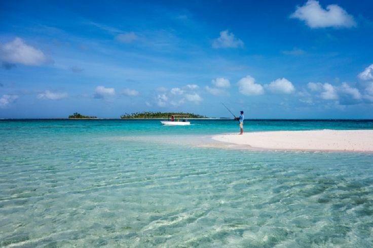 Conheça Kiribati o país menos visitado do mundo
