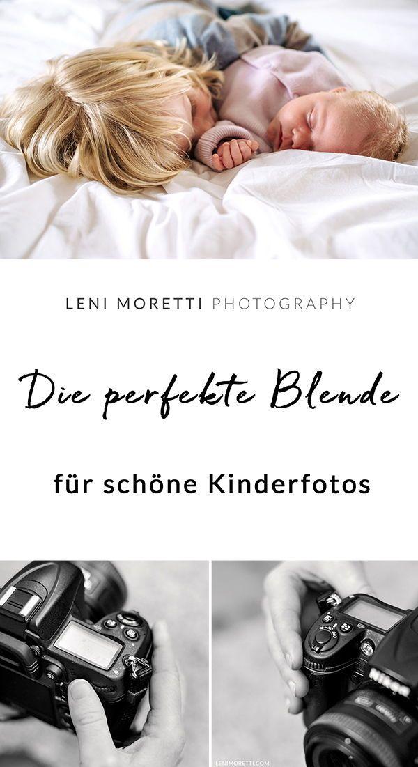 {Teil 3} Blogserie Manuell fotografieren – Blende und Schärfentiefe