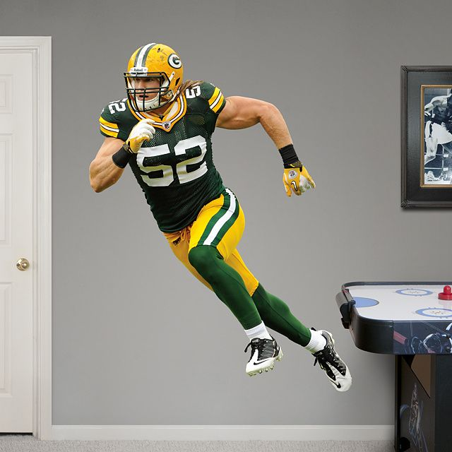 Great Fathead Wall Graphic | Green Bay Part 4