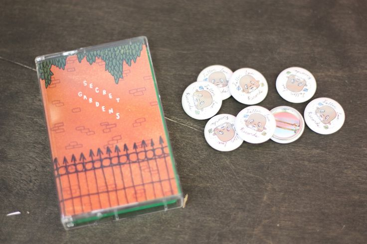 "A Perfect Spring Soundtrack and Custom 1"" Buttons from Fallen Love Records https://peoplepowerpress.org/blogs/news/perfect-spring-soundtrack-custom-1-buttons-from-fallen-love-records"