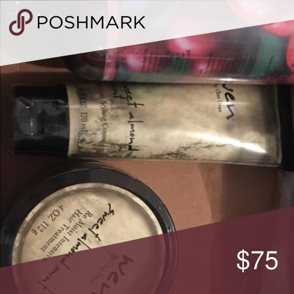 Wen hair care Have you ever wanted to try it but didn't want to pay normal price? I over ordered. Sad day. My 114 dollar mistake could be yours way cheaper I'll throw in a bonus wen hair care item too. Other