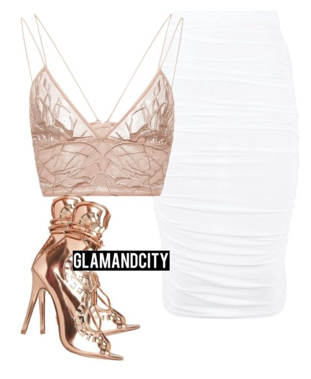 """Untitled #252"" by glamandcity ❤ liked on Polyvore featuring Jonathan Simkhai"