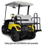 Golf Carts Ideas | Madjax 01012 Genesis 150 Rear Flip Seat Kit for 2007Up Yamaha G29Drive Golf Carts Oyster Cushions -- You can get more details by clicking on the image. Note:It is Affiliate Link to Amazon.