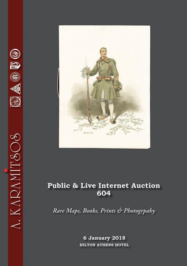 A.Karamitsos Public & Live Bid Auction 604