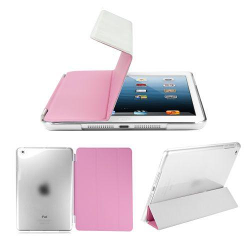 Housse etui smart cover pour ipad 2 3 4 et mini coque for Housse pour ipad 3