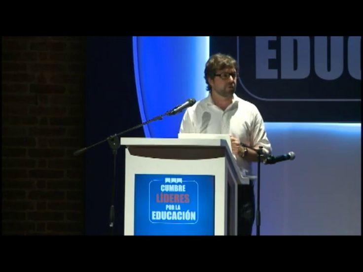 Presentación de Hugo Pardo Kuklinski en la Cumbre Líderes de la Educación. Bogotá, mayo de 2014. Se festejaban los 100 años del Gimnasio Moderno de Colombia. El…