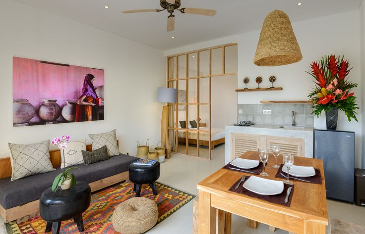 #canggubeachapartments  1 bedroom apartments #bali holidays #canggubeach