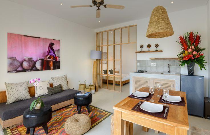#canggubeachapartments  1 bedroom apartments #bali holidays #canggubeach