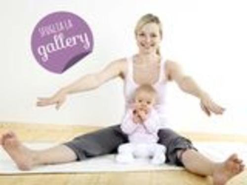 #Moda: #Allenati con il tuo bambino dopo la gravidanza da  (link: http://ift.tt/1T5dEOT )