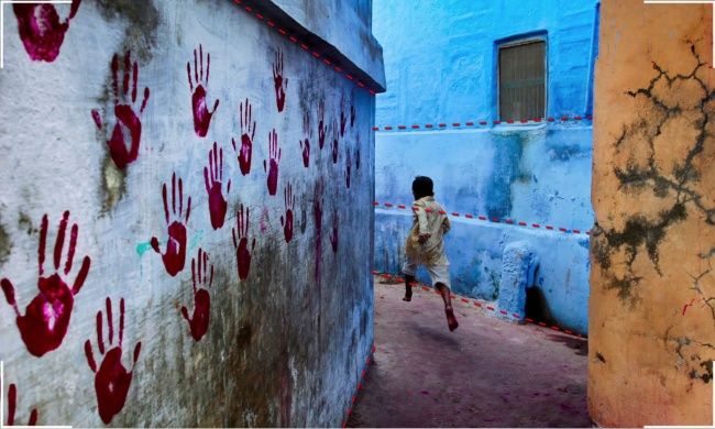 Some advice using examples from master of photography Steve McCurry.