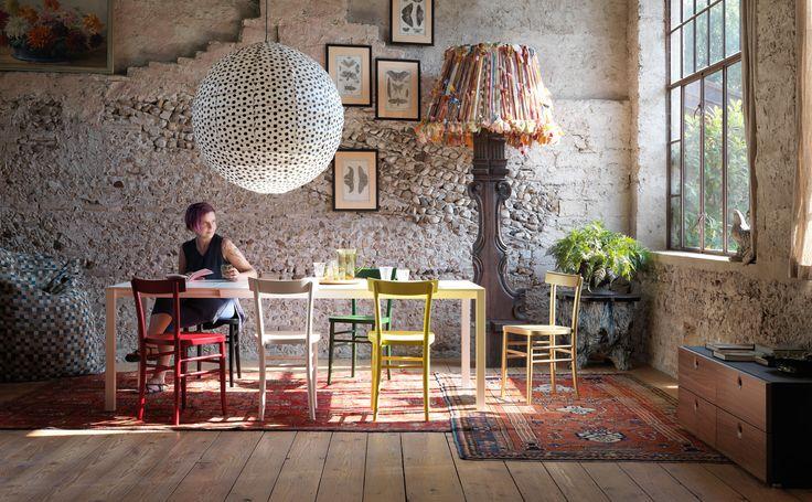 Il loft Horm è un luogo del vivere arredato con le 'sculture domestiche' di Horm.it e i letti di Orizzonti Italia. Con la sua ampia collezione di oltre 70 prodotti, declinati in varie misure e finiture, Horm.it è in gradodi creare ambientazioni living complete, dalla sala da pranzo allostudio, dalla camera da letto al soggiorno. …