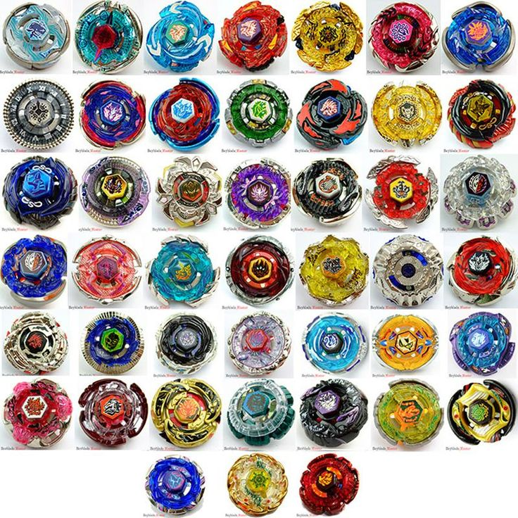 Beyblade Metal Fusion 4D Launcher