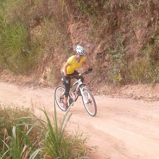 Ciclo montañismo