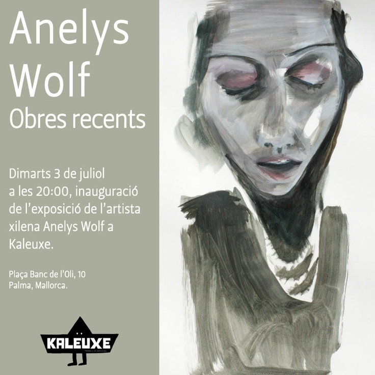 Anelys Wolf exposure is open until August 3!