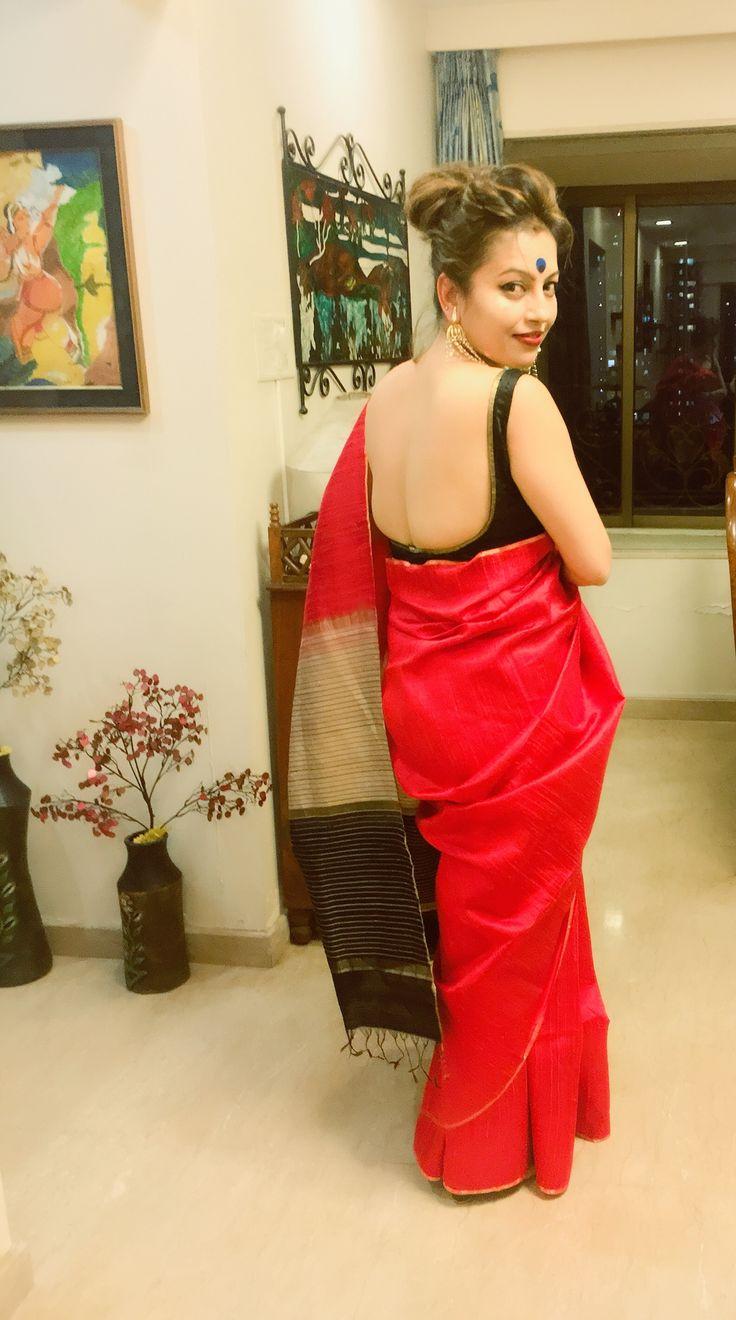 Best 25 Red Saree Ideas On Pinterest Red Blouse Saree
