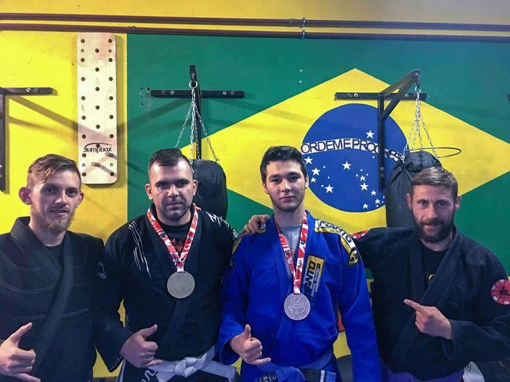Medalowy weekend Goryli