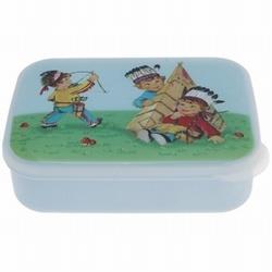Lunchbox Jongens Blauw