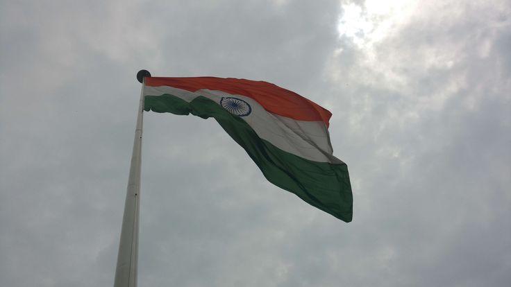 #delhi #flag #india #indian #indian flag #tiranga