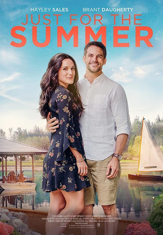 Just For The Summer Hallmark Movies Romance Halmark Movies Comedy Movies