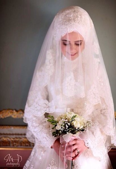 Turkish wedding dress