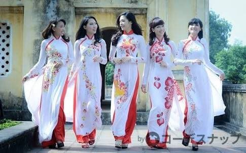 """悪化 on Twitter: """"そろそろチャイナ服だけでなくベトナムのアオザイの素晴らしさも広まるべき https://t.co/zr8JlLzAK5"""""""
