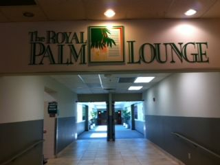 The Royal Palm #Lounge (Int Terminal A) Terminal A, #Orlando Sanford #Airport, #USA
