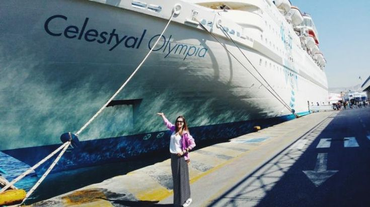 Check out @maryhopcom 's Idyllic Cruise experience with Celestyal Cruises​. First stop Mykonos! #Celestyalcruises #Idyllic #cruise #experience #Mykonos #Aegean