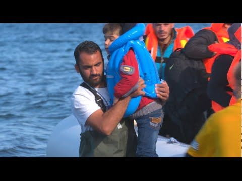 Greece: Coordinating Volunteers on Lesvos