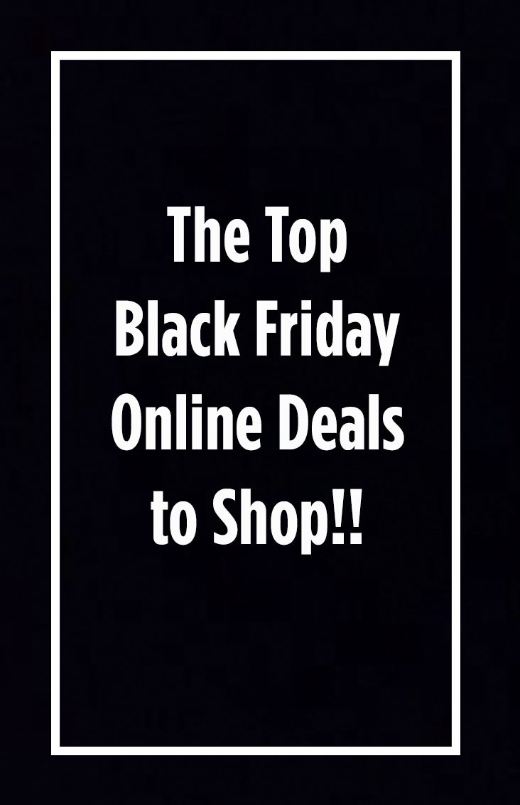 The BEST Black Friday Online Deals to Shop NOW!!