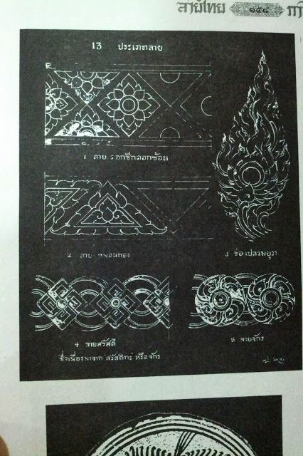 Flyer Goodness: Thai Design