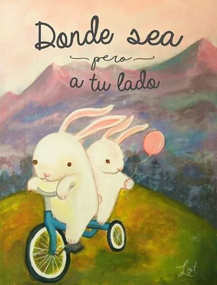 si mi amor donde sea...mientras este a tu lado...sere feliz....tendre amor...yo…