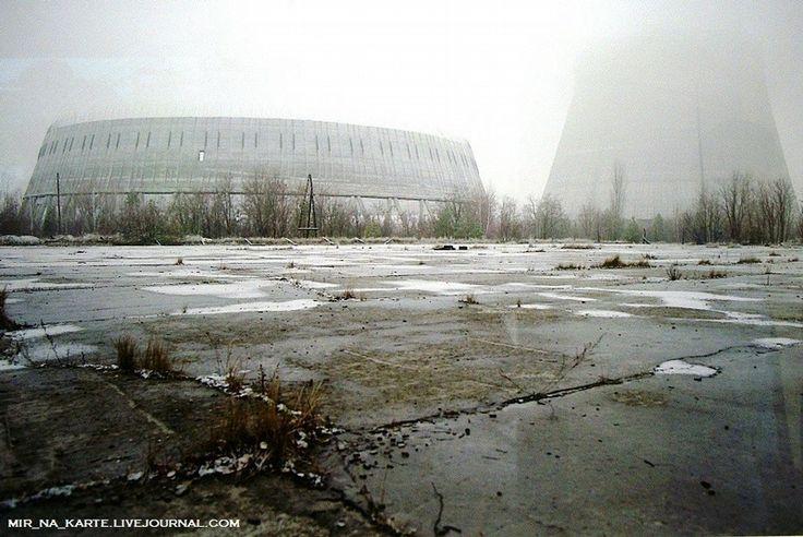 Chernobyl a modern disaster
