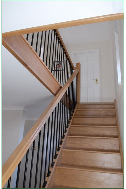 Best 55 Best Metal Staircases With Metal Spindles Images On 400 x 300
