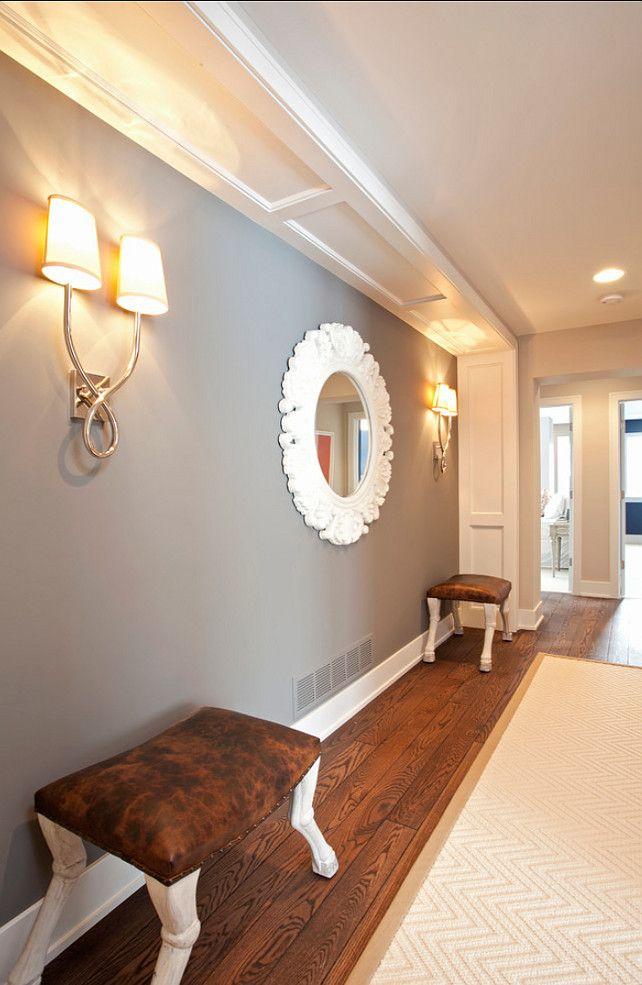 Inspiring entryway - mirror #entryway