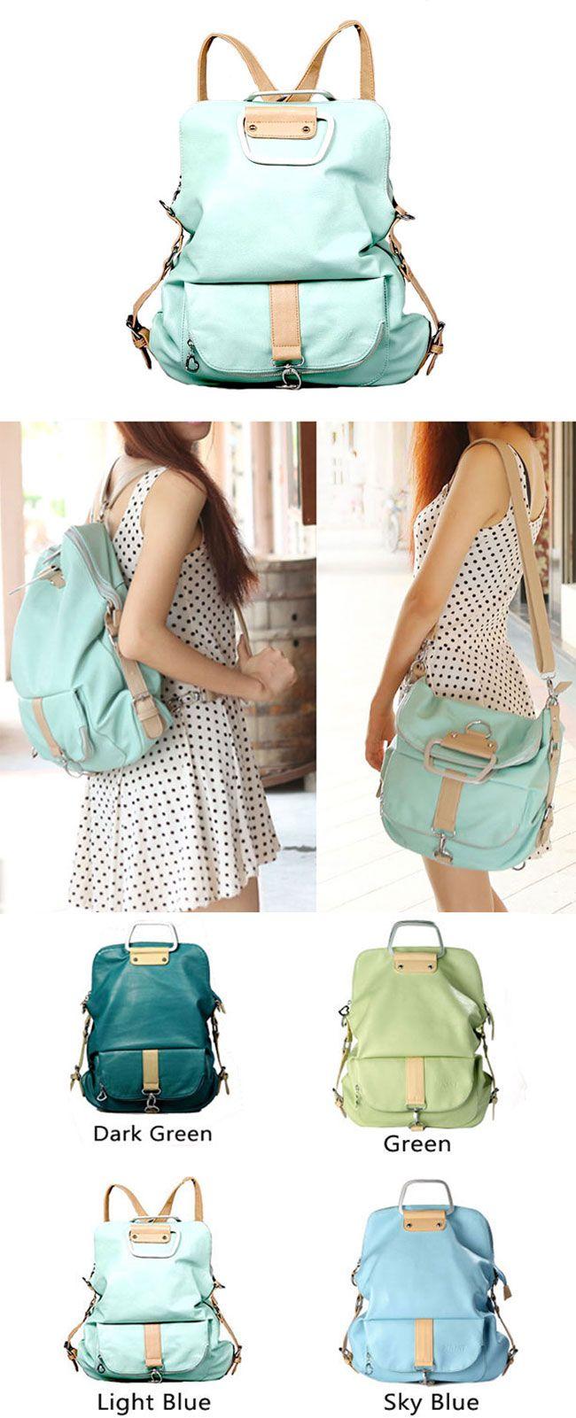 Unique Fresh Multifunction Backpack