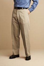 Promotional Products Ideas That Work: M-kendal flat front pant. Get yours at www.luscangroup.com