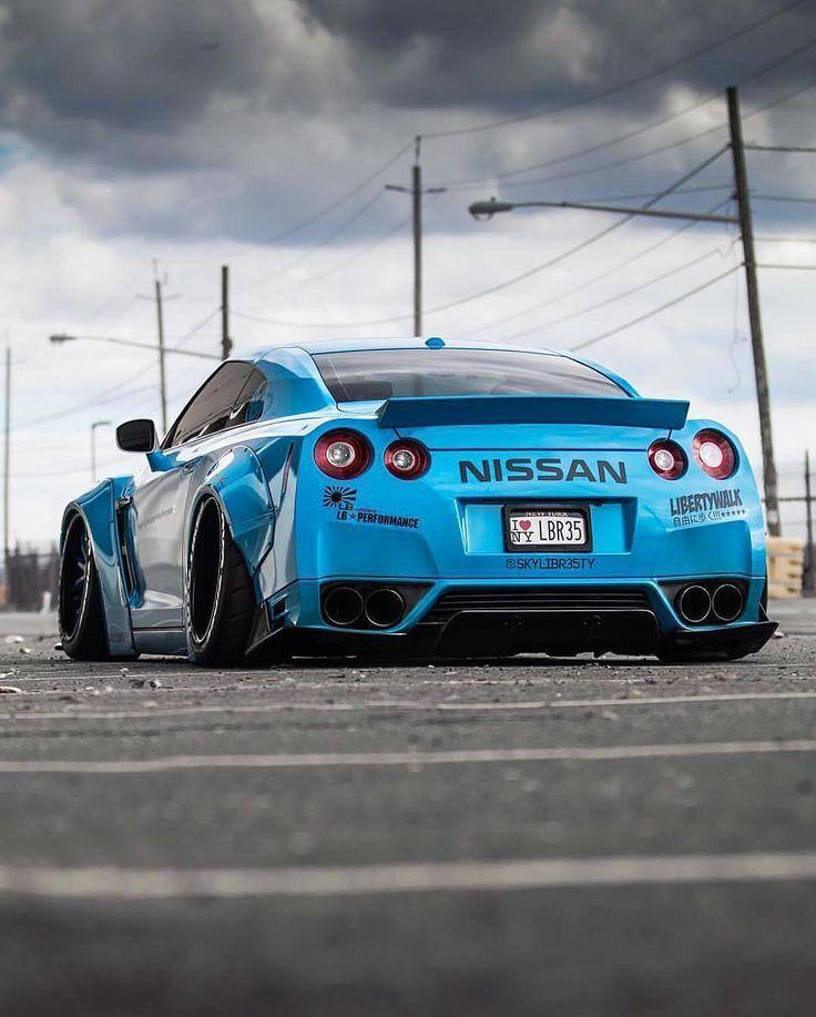 Widebody GTR R35 – Supercar – Autos – #Auto #GTR # R35 # Superauto #Widebody   – schöne autos