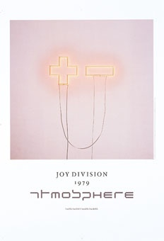 Joy Division Atmosphere Poster