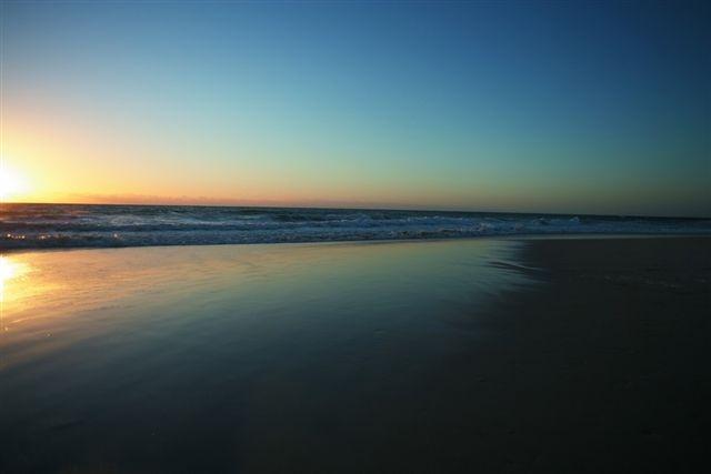 A true ocean view, Cottesloe Beach , Perth