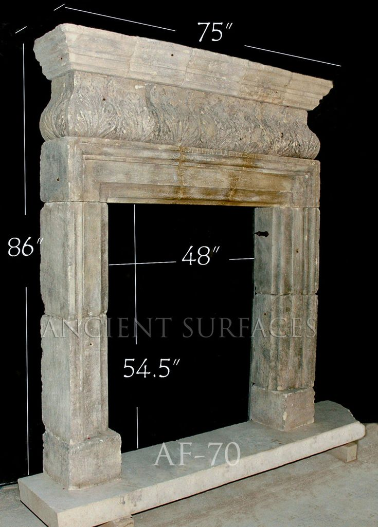 Best Images About Fireplaces Ancient Surfaces
