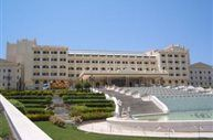 The architectural systems with which Alumil supplied the Mardan Palace Hotel in Antalya, Turkey are:  - the Sliding systems Μ300, S300  - the Hinged system M11000  - the Curtain wall M6 and   - the Atrium M10800  For further information visit our website www.alumil.com
