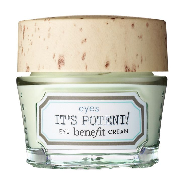 Benefit it's potent! eye cream, $32.00 #birchbox