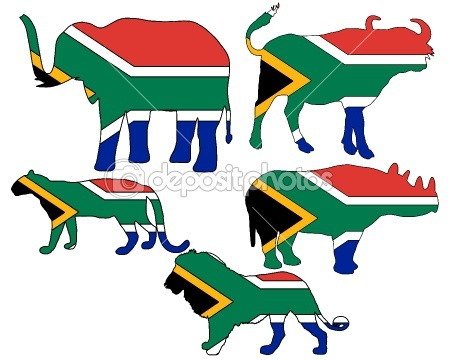 Symbols of our Rainbow Nation