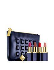 Create lipstick envy. Perfect your pout.