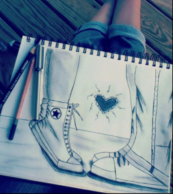 Love drawing