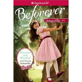 American Girl Manners And Mischief Book