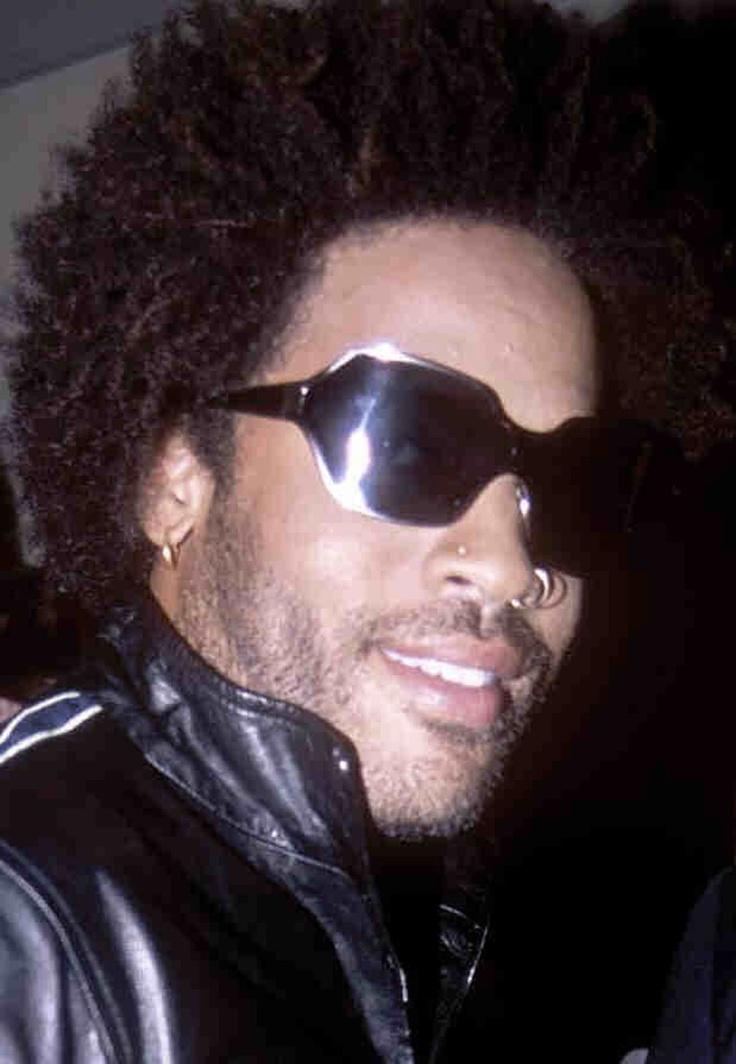 Lenny Kravitz In Christian Roth 14205 Celebrity
