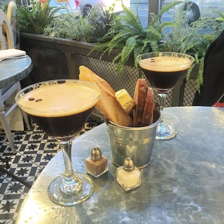 Espresso Martini time #thirstythursday