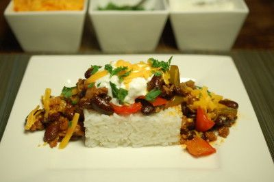 Wereldgerecht: Mexicaanse Chili con carne   Lekker Tafelen