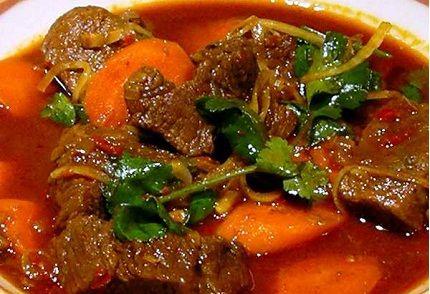 Vietnamese Beef Stew : Vietnamese Recipe ~ asiadeli
